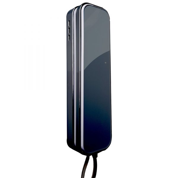 AES Slim Classic Handset Black