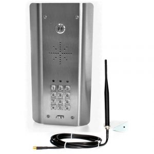 AES Cellcom PRIME6-ASK Intercom Kit