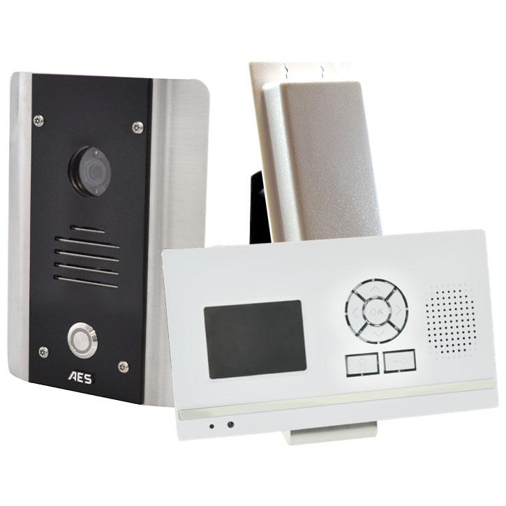 AES DECT 705-HF-AB Intercom Kit