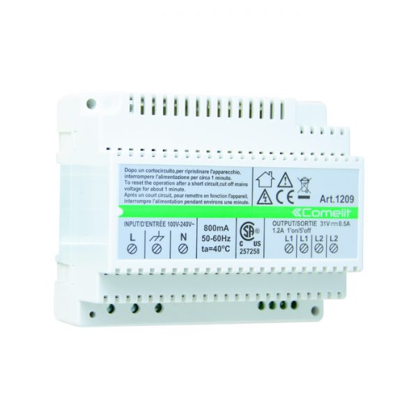 2-Wire Video Kit Power Supply Unit
