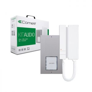 Comelit Ciao-Mini One-Family Audio Intercom Kit