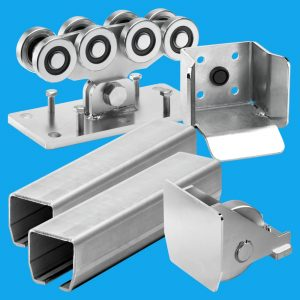 Cantilever Gate Hardware
