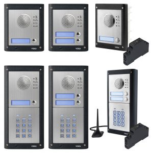 Videx 4000 Series GSM Intercom Comp