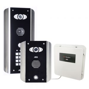 AES Predator 2 Video Intercom 4G