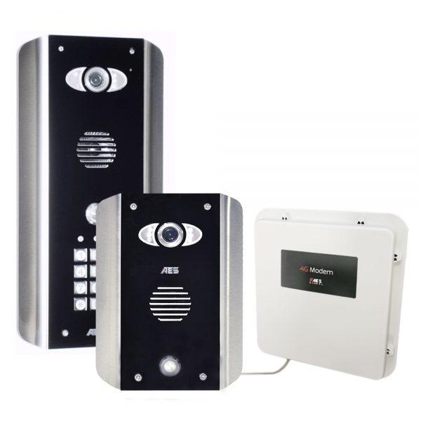 AES Predator 2 Video Intercom 4G