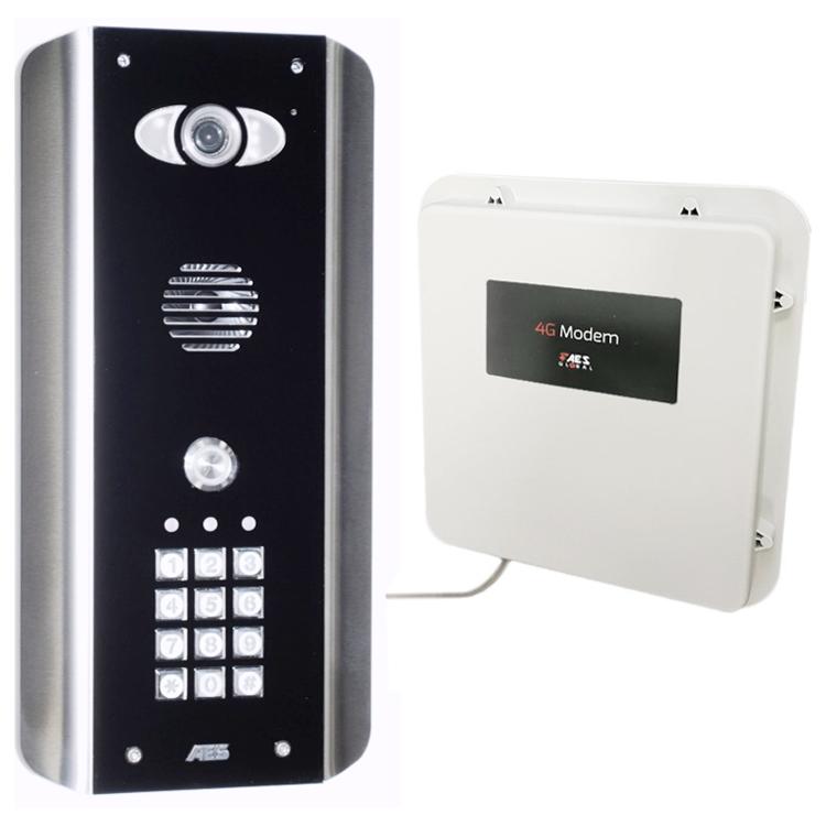 AES Predator 2 Video Intercom 4G Keypad