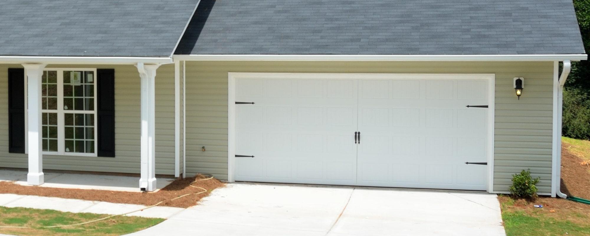 Swing Garage Door