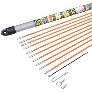 C.K Mighty Rod 10m Cable Rod Set