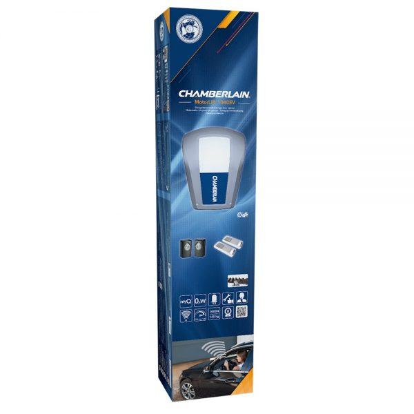 Chamberlain ML1040EV Garage Door Opener Packaging