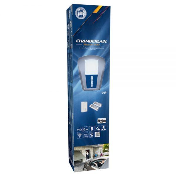 Chamberlain ML810EV Garage Door Opener Packaging