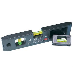 CK T3482 Pocket Spirit Level Side View