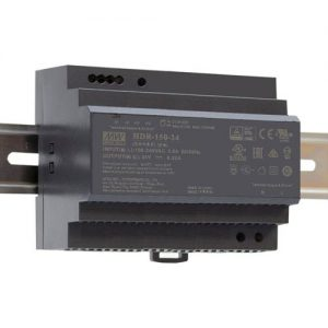 Meanwell HDR-150 Series DIN Rail PSU