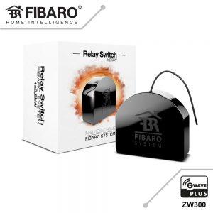 Fibaro single relay switch Z-Wave