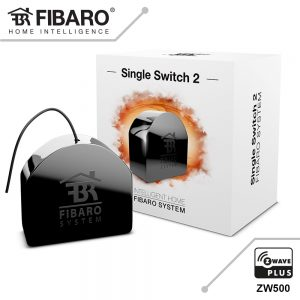Fibaro single switch Z-Wave