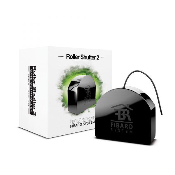 Fibaro roller shutter 2 Z-Wave