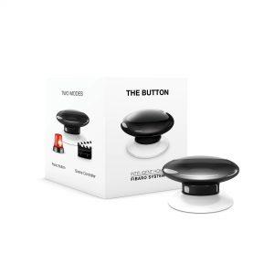 Fibaro The Button - Z-Wave (Black)