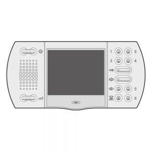 ACI Farfisa EH9262CW Video Monitor