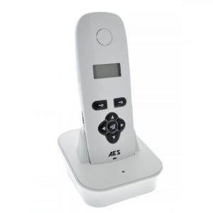 AES 603-EH-BLK Audio Handset