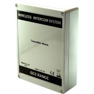 AES-603-HF-TX Transmitter