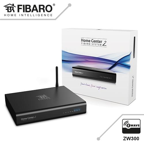 Fibaro Home Center 2 FGHC2 Black Edition