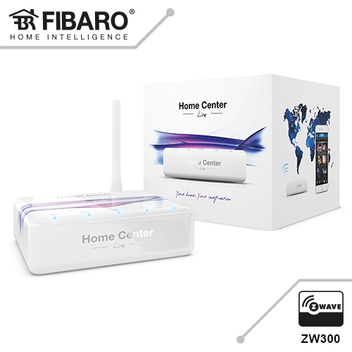 Fibaro Home Center Lite FGHCL