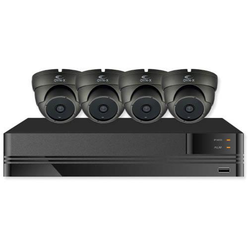 OYN-X Kestrel KESKITHD4K-8-4 CCTV Kit