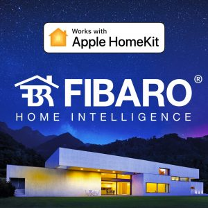 Fibaro HomeKit Automation
