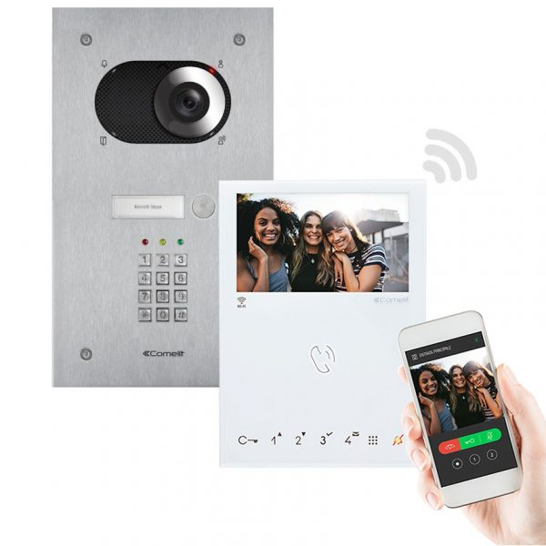Comelit KVS2011KP Video Intercom Kit