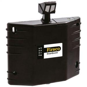 Fireco Dorgard Smartsound Black - 728-7133