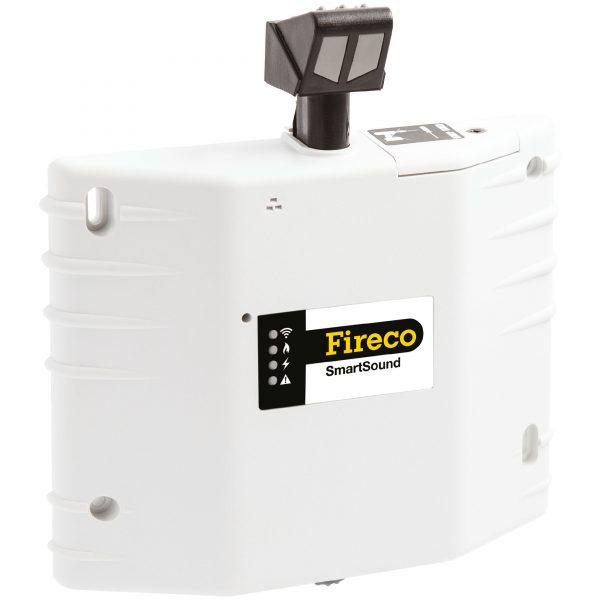 Fireco Dorgard Smartsound White - 943-3945
