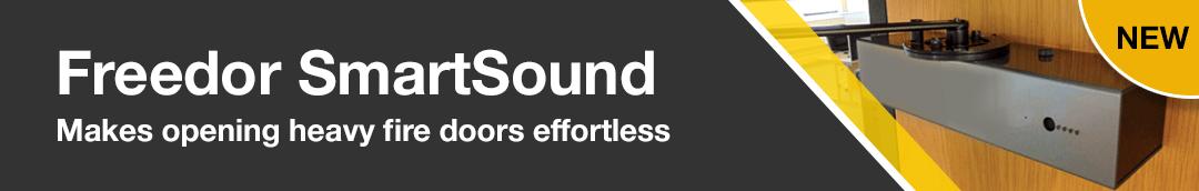 Fireco Freedor Smartsound Banner