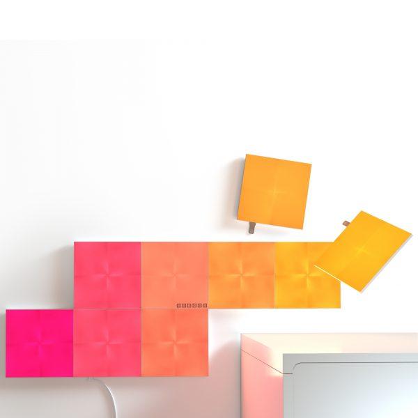 Nanoleaf Canvas 9 Orange