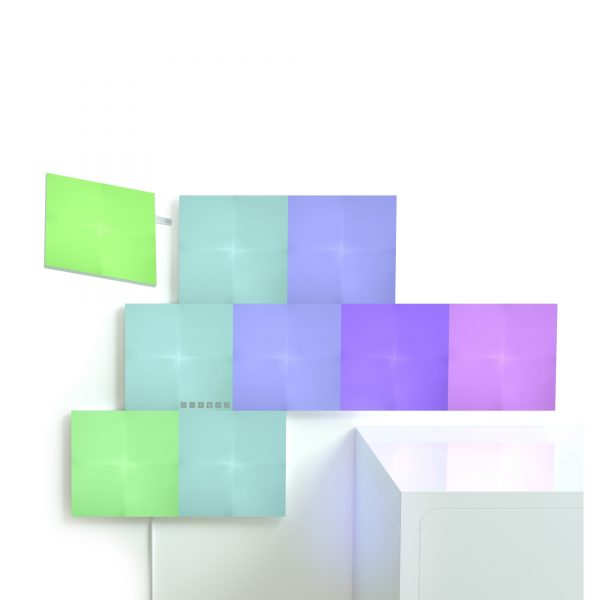 Nanoleaf Canvas 9 Pastel