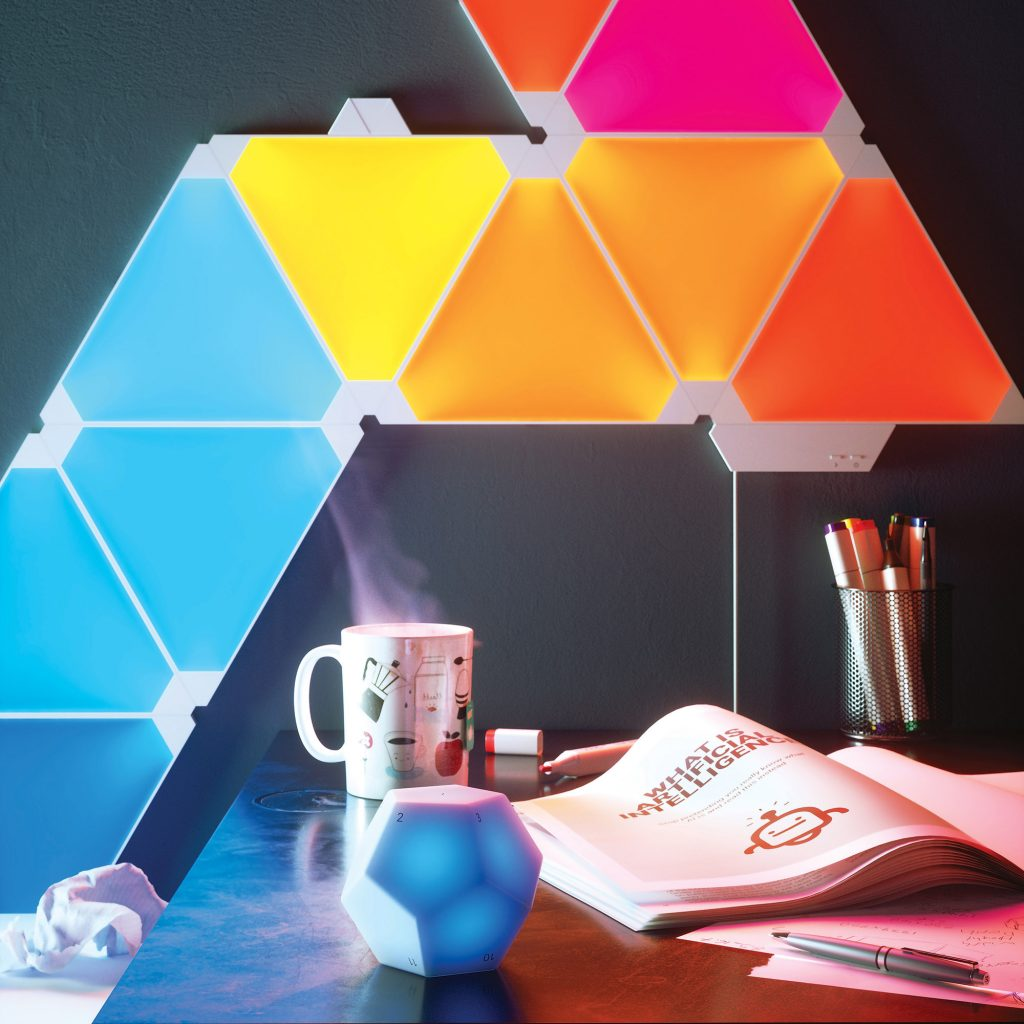 Nanoleaf Remote Colourful