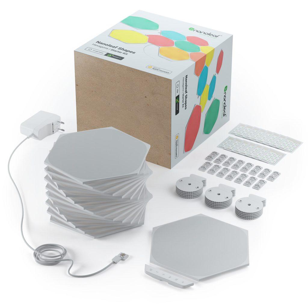 Nanoleaf Shapes - Hexagons 15 Pack