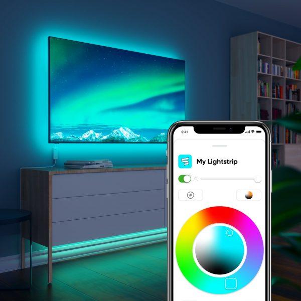 Nanoleaf Lightstrips App