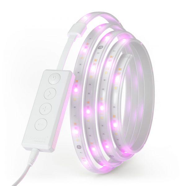 Nanoleaf Lightstrips Starter Pink