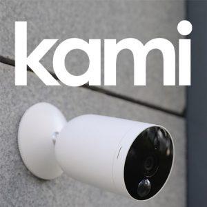 Kami Smart CCTV Cameras