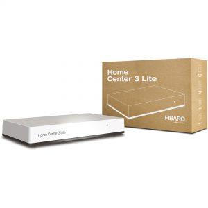 Fibaro Home Center 3 Lite Packaging