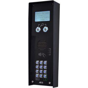 AES MultiCOM Classic 4G MULTI-CLASSIC-IMPK-4GE Imperial Black Intercom