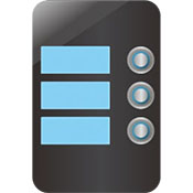 AES 3 Button Module