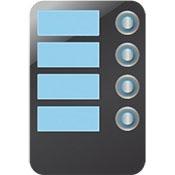 AES 4 Button Module