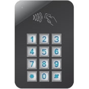 AES Keypad And Proximity Reader Module