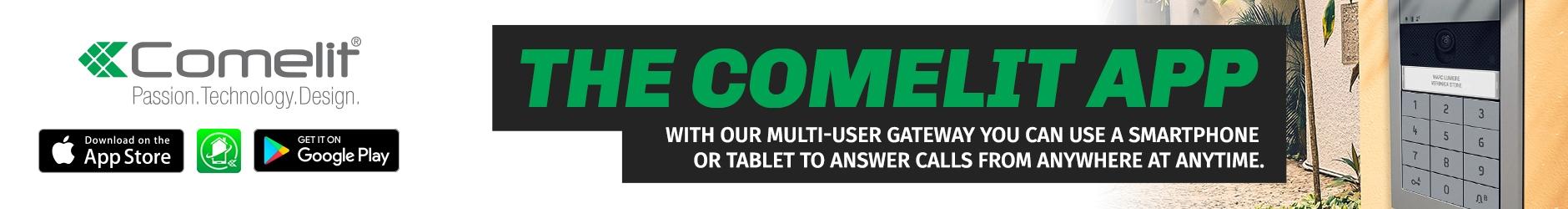 The Comlit App