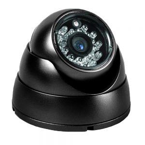 AES Dome Shape Camera